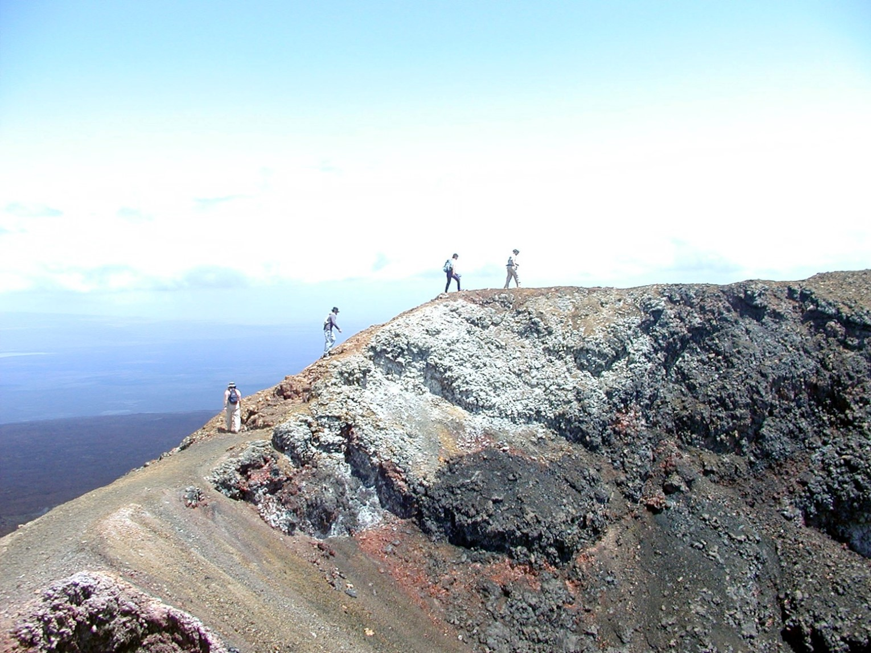 Isabela Island Suerra Negara Volcano 2 Neotropic Expeditions