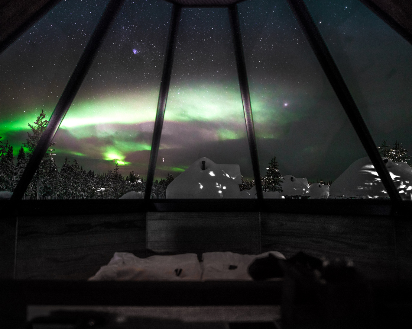 Aurora Cabin - Northern Lights Village