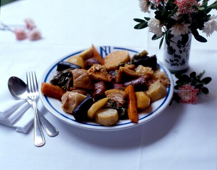 Steamed stew