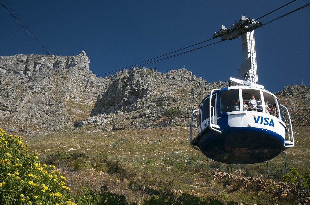 Table Mountain Cableway 2 credit South African Tourism2