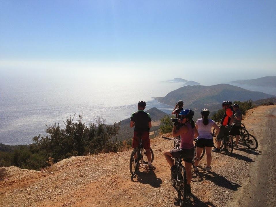 Turkey AA Credit Amber Travel Mountain Biking