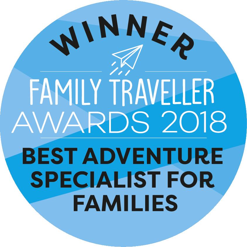 WINNERFTA18 BestAdventureSpecialistForFamilies