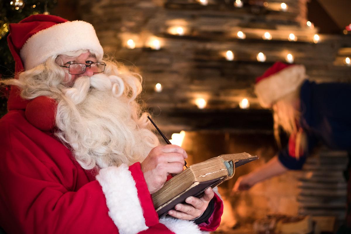 santa claus web 8 countdown to christmas credit antti pietikainen
