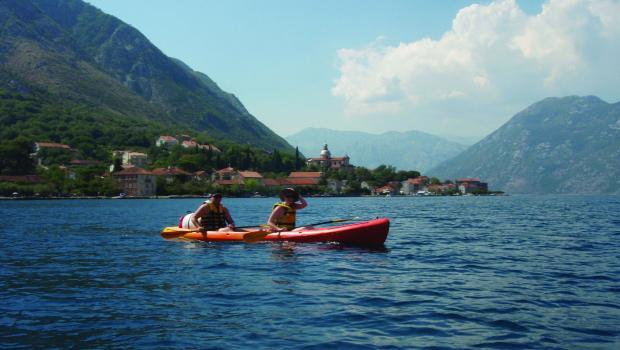 Montenegro Active Fjord and Mountain