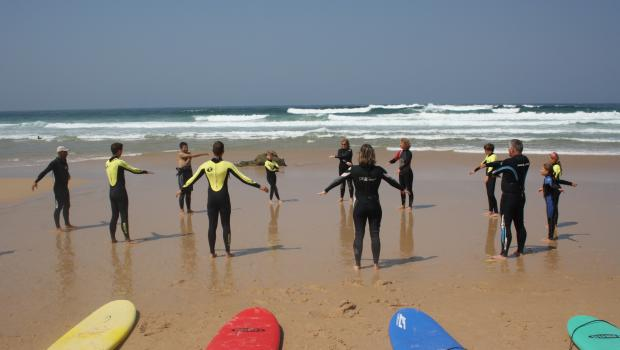 Portugal - Surf's Up on the Alentejo Coast